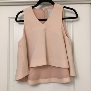 C/MEO Pink Top
